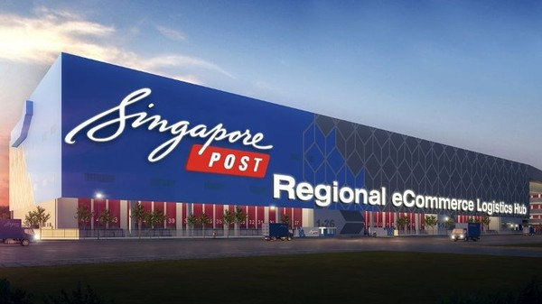 SingPost, Alibaba expand e-commerce logistics coop