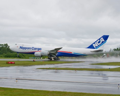 Cargolux and Nippon Cargo Airlines sign cooperation agreement