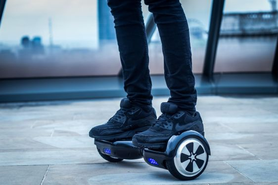 Hoverboards too hot for airlines & Amazon
