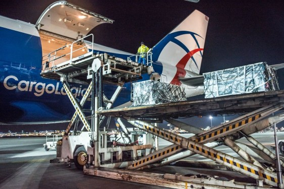 CargoLogicAir completes first set of charters