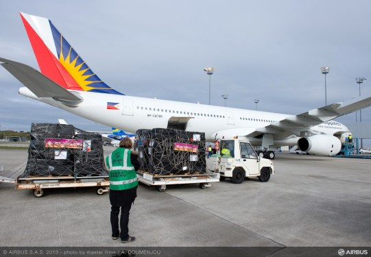 Philippine Airlines selects A350 XWB for long haul fleet