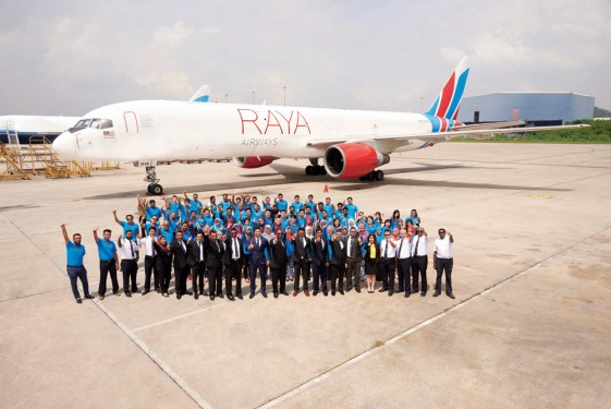 Raya Airways begins ambitious, but measured expansion