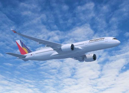 Philippine Airlines finalises order for six A350-900 XWBs