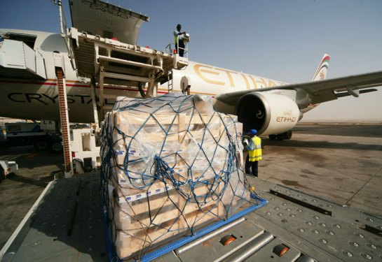Etihad Cargo starts twice weekly A330F service to Brussels