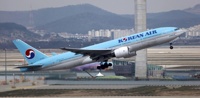 Korean Air launches daily Incheon-Okinawa pax service