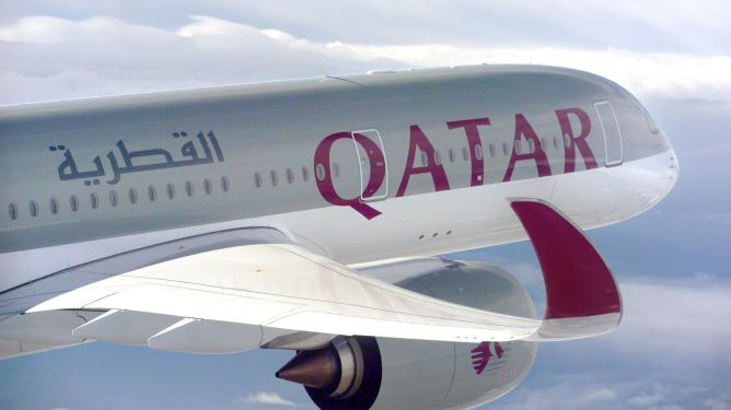 Qatar Airways adds second daily NY flight using new A350