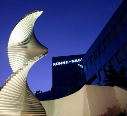Kuehne + Nagel to manage CNH Industrial's Shanghai facility