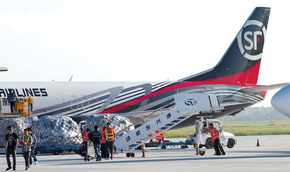 SF Express gets CAAC approval on Wuhan air hub