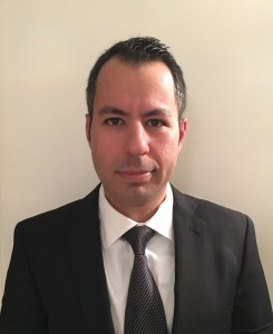 Salar Ghaderi, operation manager, Amadrah International Freight Forwarding