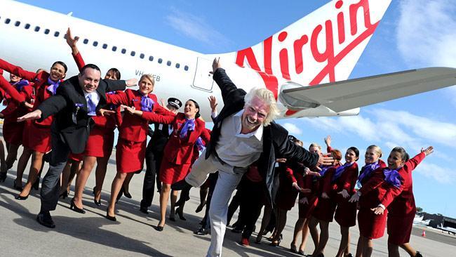 Virgin Australia shareholders become strange bedfellows