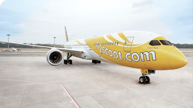 Scoot to launch first flights to Europe
