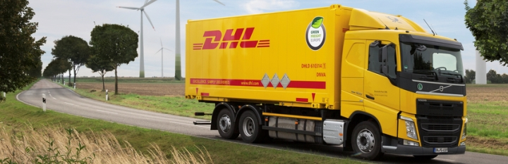 DHL Freight introduces digital B2B freight platform in Europe