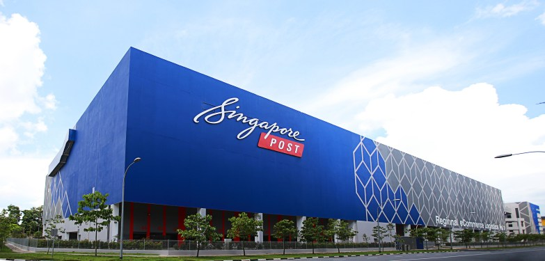 SingPost opens state-of-the-art e-commerce logistics hub