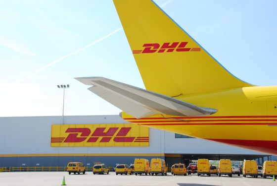 DHL simplifies air freight quotations and bookings