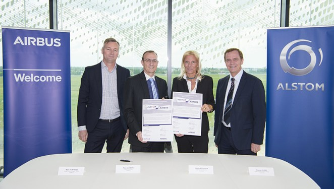 Alstom and Airbus signed MOU on cybersecurity