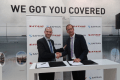 Satair Group and Safran Nacelles sign lifetime contract