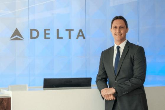 New cargo sales director at Delta Cargo