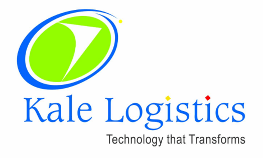 Kale Logistics makes appointment for India and Asia Pacific region