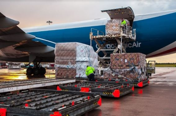 CargoLogicAir's response to hurricane-stricken Guadalupe