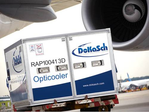 China Airlines inks deal with DoKaSch Temperature Solutions