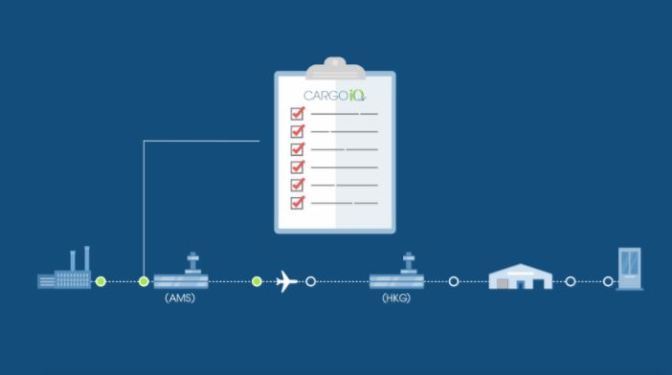 Cargo iQ gives live access to data