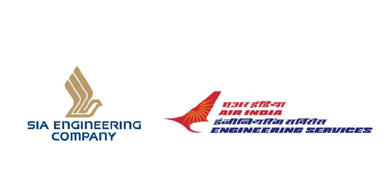 SIA Engineering and Air India Engineering collaborate to provide MRO Services in India