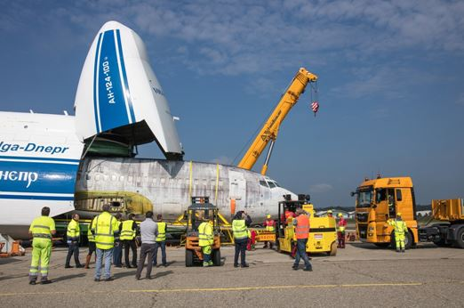 Volga-Dnepr completed emotional homecoming of Landshut Boeing 737-200