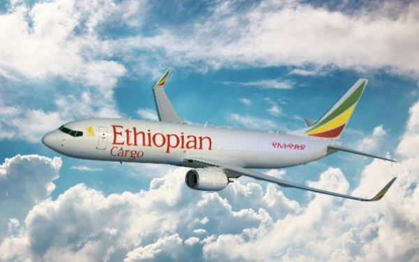 GECAS to lease Ethiopian Airlines first 2 AEI converted 737-800 freighters