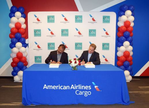 American Airlines Cargo modernizing technology for the future