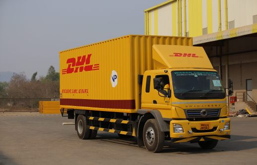 DHL launches DHL SmarTrucking in India - Payload Asia