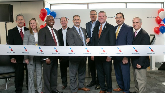 American Airlines opens new gates at DFW Airport