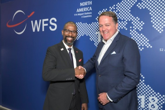 H-JAIA selects WFS to meet the region's future world class cargo handling needs