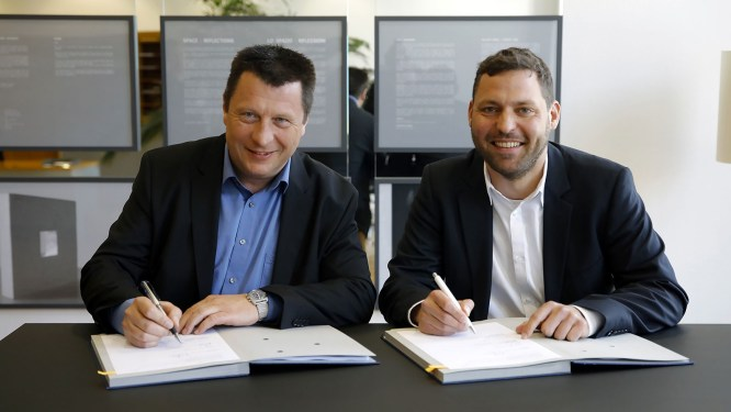 DHL and Agility remain exclusive logistics partners of Messe Frankfurt