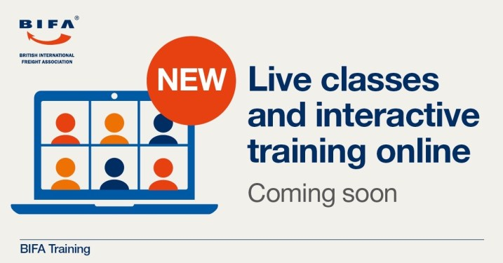 Freight and logistics training heads online in virtual classrooms via video conferencing