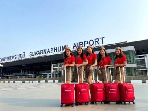 Vietjet announces five new Thai domestic routes, becomes first airline to resume operations in Phuket