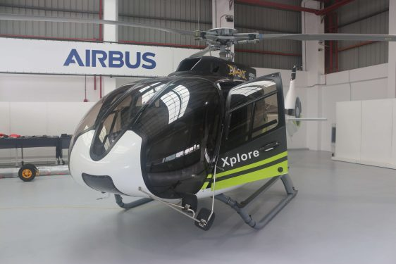 Airbus Helicopters facilitates first e-delivery in Asia Pacific
