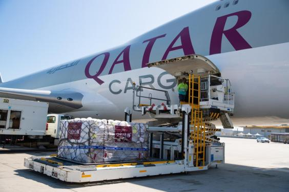 Qatar Airways Cargo joins CHAMP's air cargo data exchange community