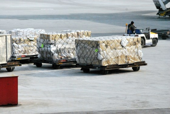 Air cargo takes its first steps to a structural recovery in June