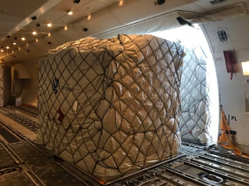 GEODIS pledges airfreight capacity to Asia-Europe corridor until early 2021