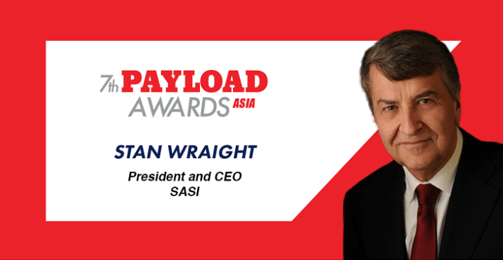SASI's Stan Wraight joins jury panel at 7th Payload Asia Awards