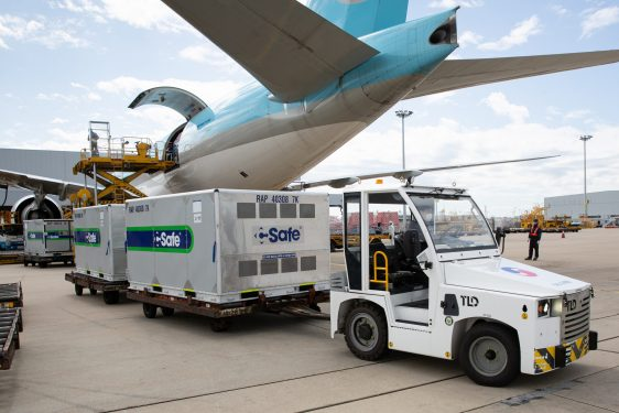 Korean Air Cargo sets up task force to deliver vaccine worldwide