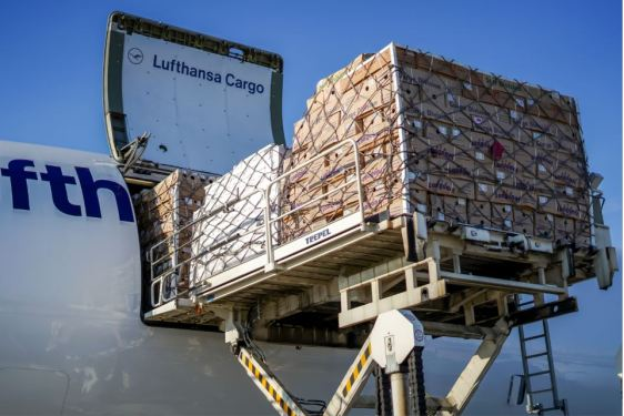 Lufthansa Cargo heads into winter with upgraded e-booking portal