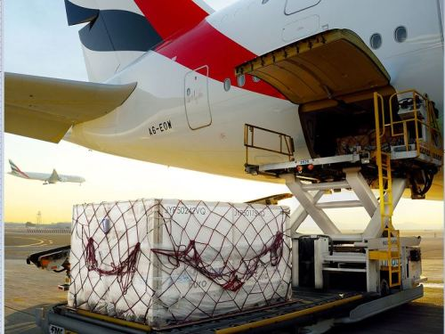 Emirates deploys A380 for cargo charter operations