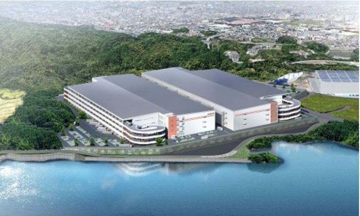 Mapletree's proposed modern warehouses in Kyushu