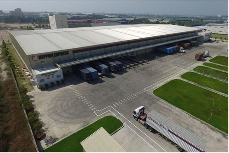 Nippon Express Amata Logistics Centre