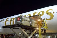 Emirates SkyCargo transports Covid-19 vaccine to UAE