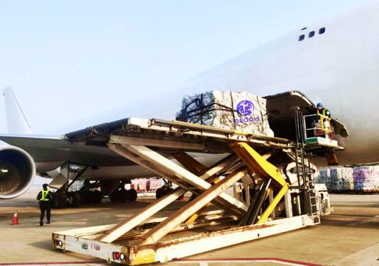 Geodis expands air cargo charter services