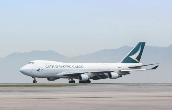 Cathay Pacific introduces cargo flights to Riyadh