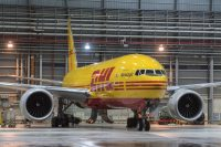 DHL Express Boeing 777 freighter