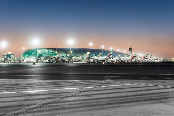 Dubai Airports and GMR Hyderabad launch vaccine corridor